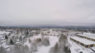 Portland Snowpocalypse