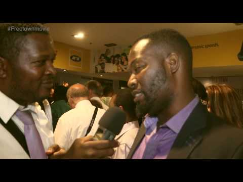 Shirley Frimpong, Adjetey Annang, etc on Freetown Movie. streaming vf