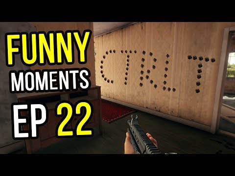 PUBG: Funny Moments Ep. 22