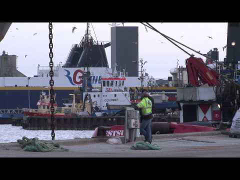 Fornæs shipbreaking, chapter 1