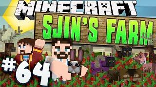 Minecraft - Sjins Farm #64 - Barrel of Laughs