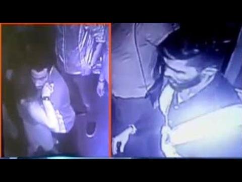CCTV: Two held for molesting woman in Bengaluru