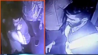 CCTV: Two held for molesting woman in Bengaluru