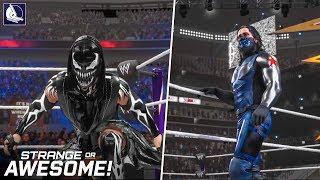 Strange OR Awesome!?   WWE 2K19