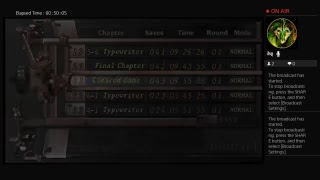 The Final Chapter (Resident Evil 4 playthrough )