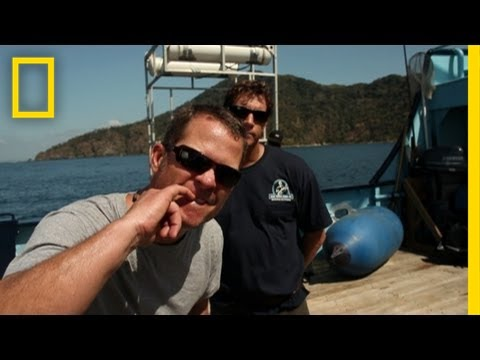 Meet the Shark Men: Chris | National Geographic
