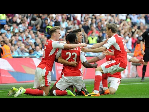 Arsenal vs Leicester City 1-0 April 26th 2017 All Goals and Highlights!