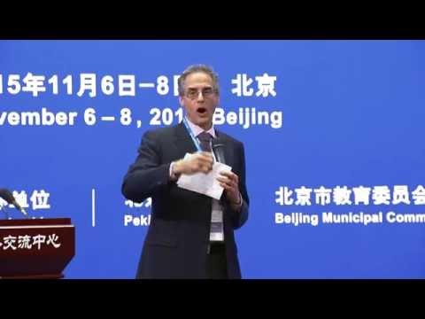 [2015 Beijing Forum] Daniel Trefler | Low-wage to Innovation-based Competition
