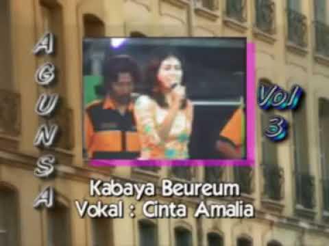 Agunsa - Kabaya beureum