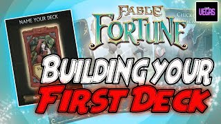 fable Fortune - Building Your First Deck Tutorial