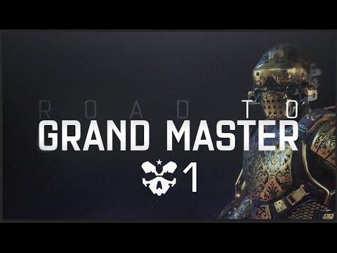 C'EST PARTI   ROAD TO GRAND MASTER #1