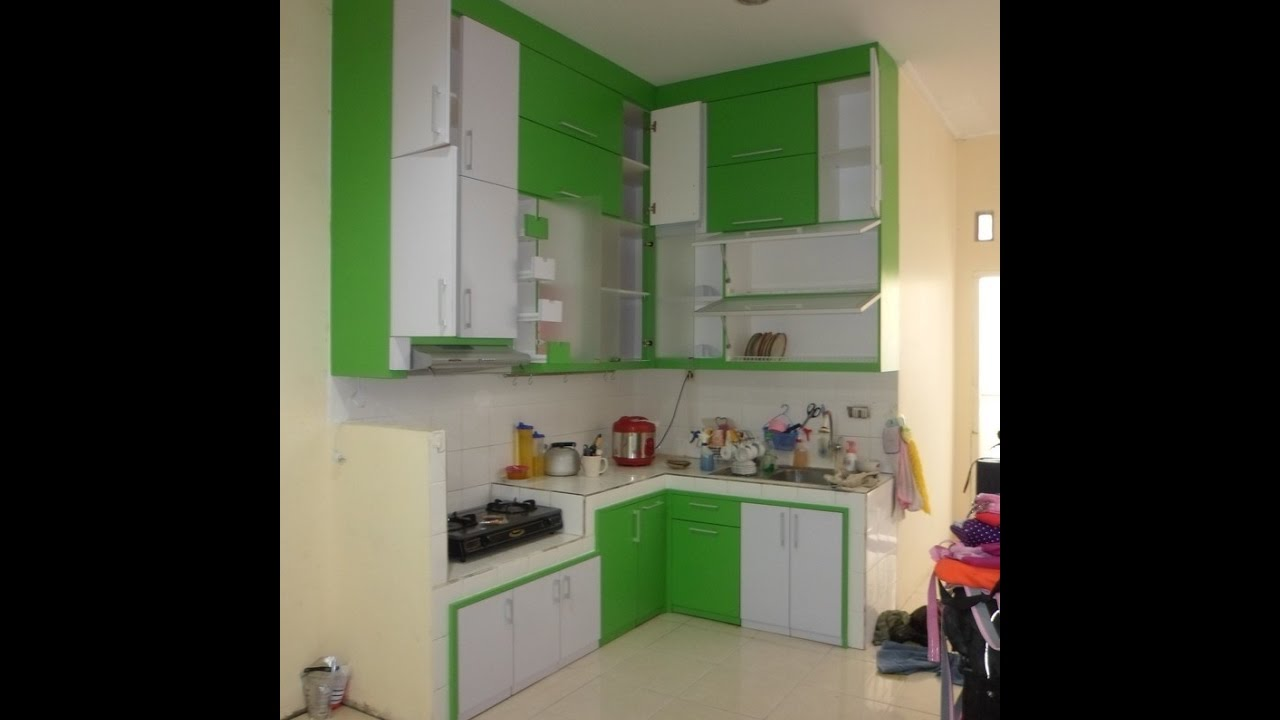 Jual kitchen set di semarang dan sekitarnya