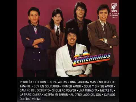 Los Temerarios 15 Super Exitos Vol. 2 - album completo 1996