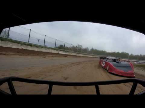 zack olger thunderbird speedway heat