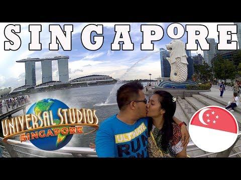 JVLOG - TRAVEL #3 : FAMILY TRIP ! MENDADAK KE SINGAPORE