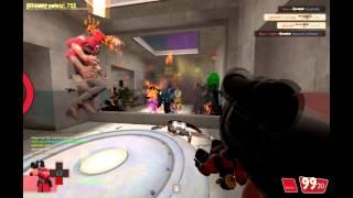 Team Fortress 2 сервер стренжи , как поиграть, и как его использовать ,команда на сервере