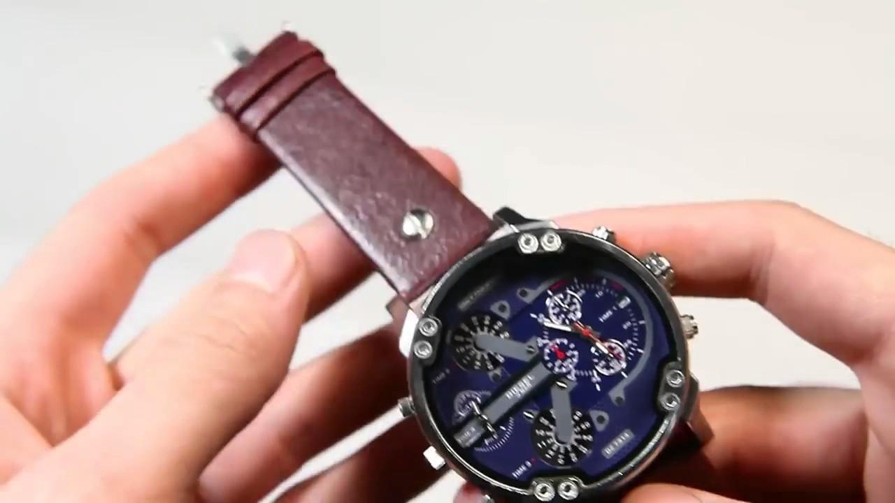 духов часы diesel brave копия обзор ТОП-5
