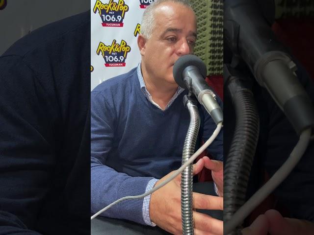 Javier Noguera - Intendente de Tafí Viejo