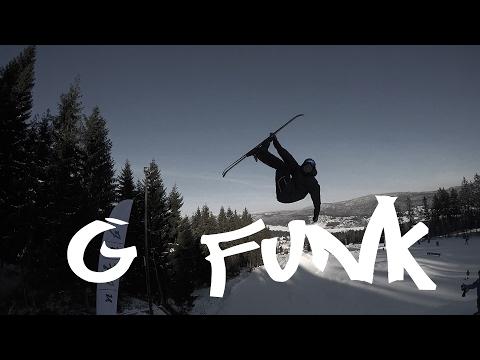 G FUNK | HOT LAPS IN VARINGSKOLLEN 2017