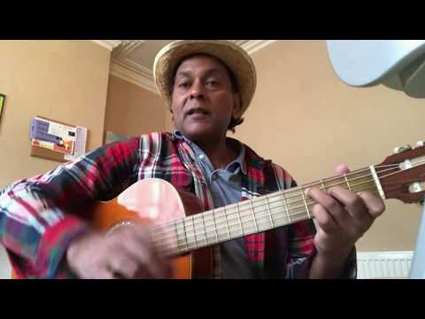 tutorial/chords Don't Worry Be Happy (Bobby McFerrin)