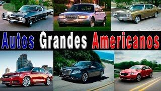 Autos Grandes Americanos | Por qué ya no se producen?