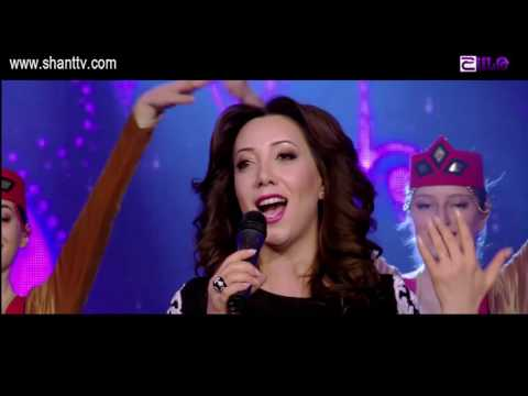 Ամանորը Շանթում/New Year In Shant TV 2016 - Alla Levonyan