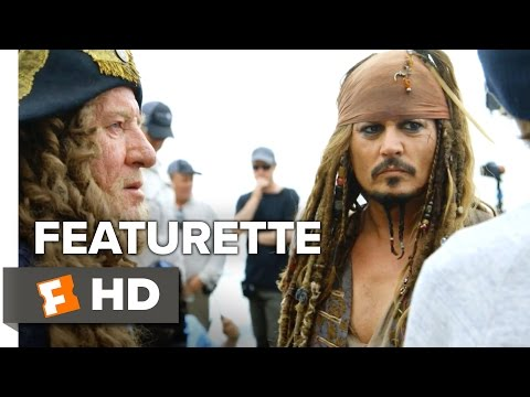 Thumbnail: Pirates of the Caribbean: Dead Men Tell No Tales Featurette - Craft (2017) - Johnny Depp Movie