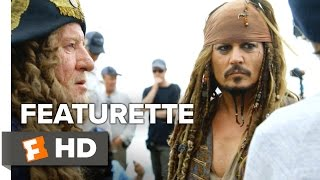 Pirates of the Caribbean: Dead Men Tell No Tales Featurette - Craft (2017) - Johnny Depp Movie
