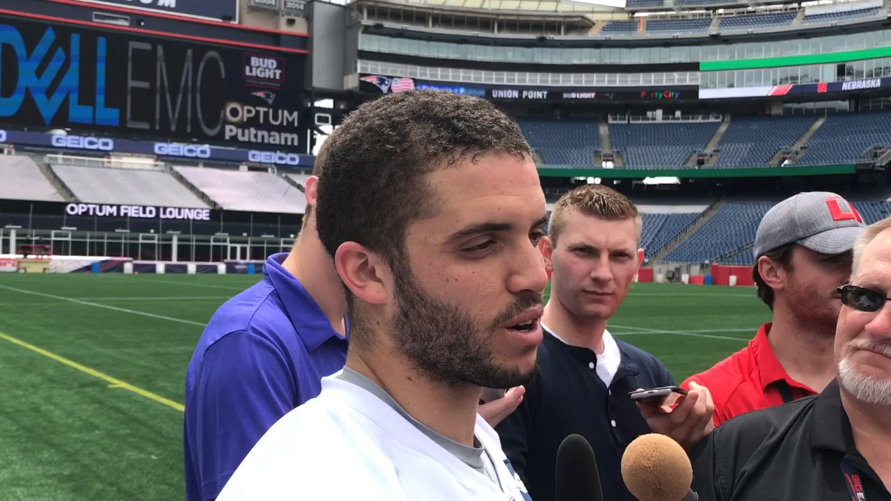 Patriots WR Austin Carr Will Try To Make Team As Undrafted Free