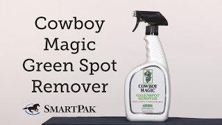 Cowboy Magic Green Spot Remover Review