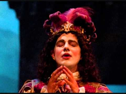 Lascia ch'io pianga - Philippe Jaroussky and Radu Marian ( Handel, Rinaldo )