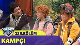 Camcı Çetin - Kampçı | Güldür Güldür Show 235.Bölüm
