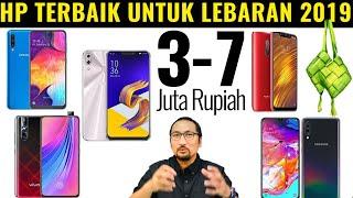 Android - Hape/Smartphone 3-7 Juta Terbaik, untuk Lebaran 2019: Samsung, Xiaomi, Oppo, Vivo, ASUS - Indonesia