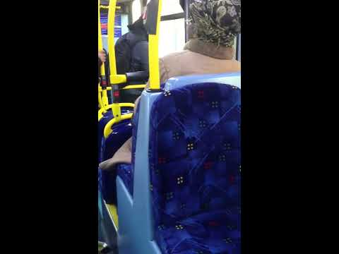 ONLY IN SOUTH LONDON. Bible singing lady gets cussed by old Jamaican man