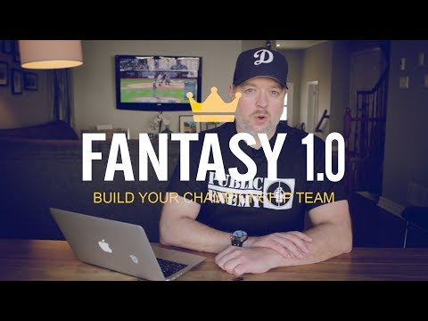 Fantasy Baseball 2018: Roster Management at 1/4 season, Ep 26