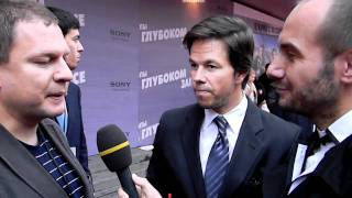 The Other Guys - Premiere in Moscow - Mark Wahlberg / Марк Уолберг