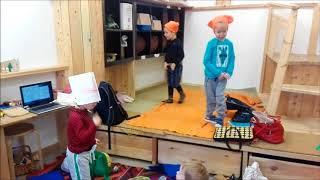 Урок английского языка для детей 3-5 лет
