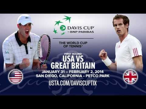 2014 Davis Cup to Kick Off in San Diego