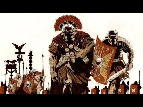 The Organization of the Ancient Roman Army
