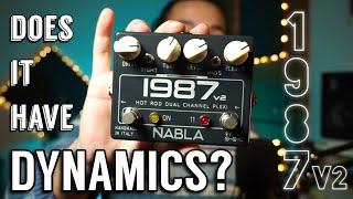 ALL THE DYNAMICS YOU NEED! - NABLA 1987 V2 | Jack JD