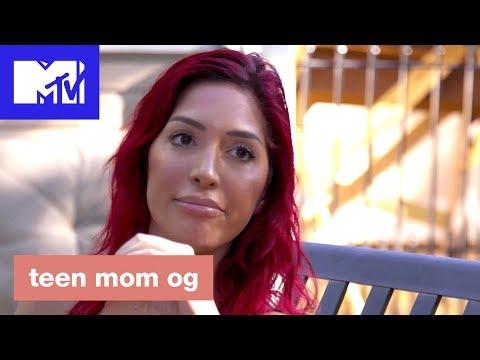 'The OMG Farrah Moment'  Sneak Peek  Teen Mom OG Season 7  MTV
