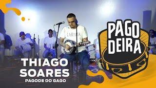 Thiago Soares na Roda de Samba da Nº1