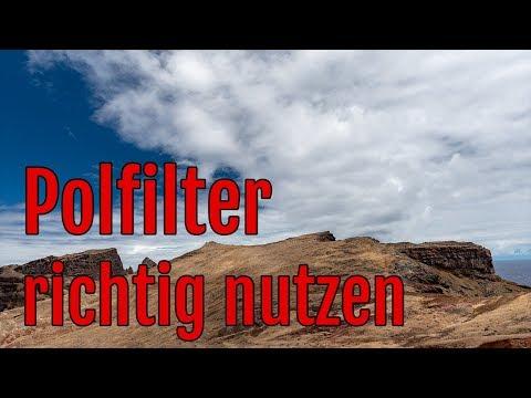 Polfilter in der Landschaftsfotografie und Reisefotografie perfekt nutzen!