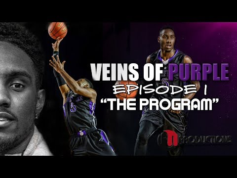 "Jaylen Nowell ""Veins Of Purple"" 