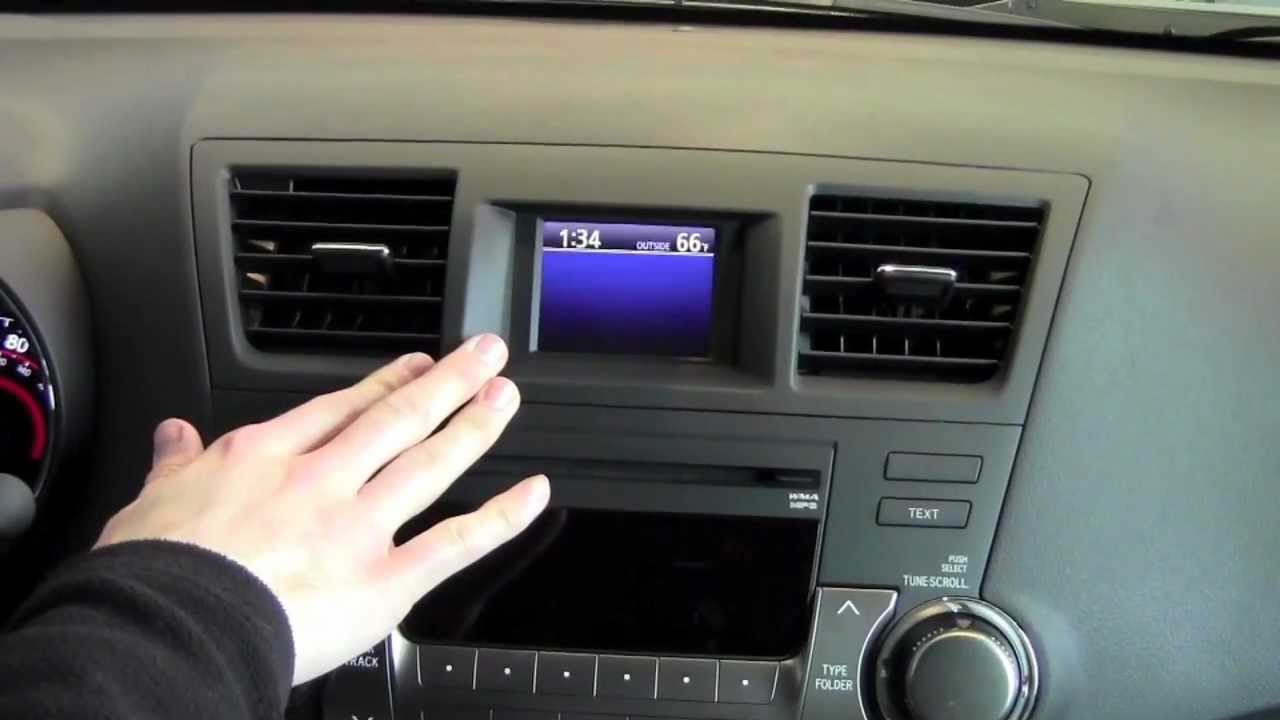 2012 Toyota Highlander Backup Camera How To By
