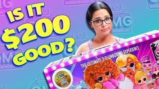 Did I Waste $200? - LOL OMG Movie Magic Studio Playset