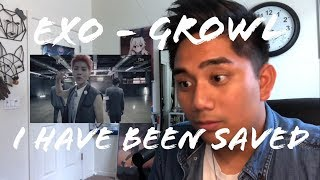 FIRST TIME EXO MV! GROWL!