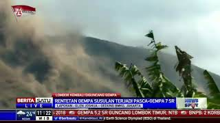 BMKG: Titik Pusat Gempa Berbeda dengan Gempa 5 Agustus 2018