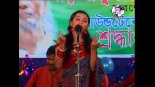 Baul Shah Abdul Karim Singer Kakoly 2013 new bangla song AVSEQ07