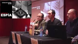 """Presentación """"Diario de un Espía"""" en Madrid"""